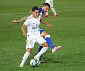 Vazquez reste à Madrid. EFE
