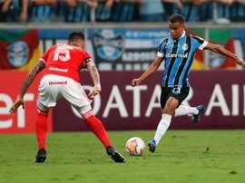 OFICIAL: la Libertadores regresará el 15 de septiembre. EFE/Marcelo Oliveira/Archivo