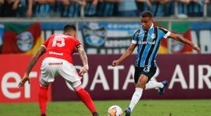 Libertadores voltará oficialmente no dia 15 de setembro. EFE/Marcelo Oliveira