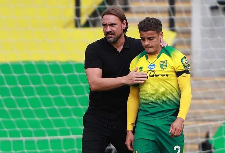 Norwich relégué après sa défaite face à West Ham. AFP