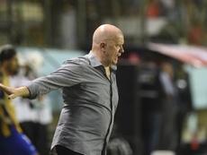 Ischia confía en brillar con Delfín en la Libertadores. EFE