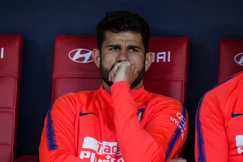 Atletico : contrat résilié pour D. Costa (off.)