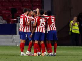 Mission accomplie pour l'Atlético Madrid. EFE