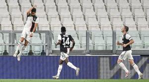 Dos penaltis evitaron la victoria del Atalanta. EFE