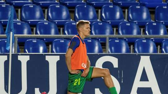 Real Sociedad are expecting Odegaard to be back with them on 14th August. EFE