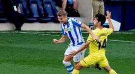 Odegaard will return to Madrid. EFE