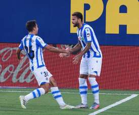 Competition for Atleti in Willian José race. EFE