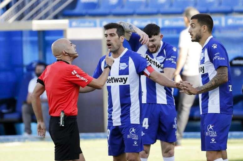 La designación arbitral de la jornada 4 de Primera División. EFE
