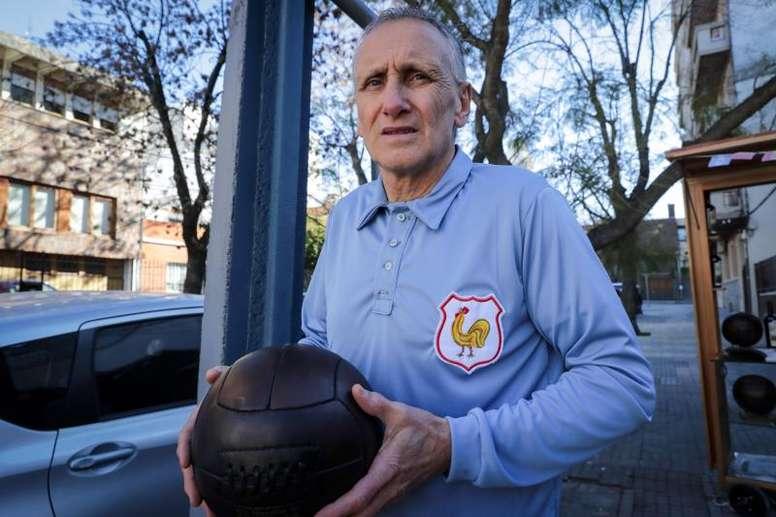 Uruguay recordó el primer Mundial. EFE