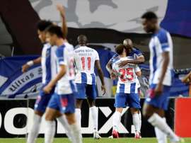 Porto, close to getting hold of West Ham's young star. EFE