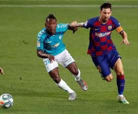 Il Barcellona ha perso LaLiga. EFE
