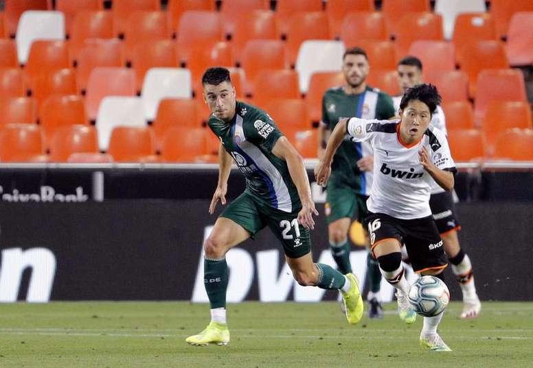 Marc Roca puede echar un cable al Espanyol. EFE