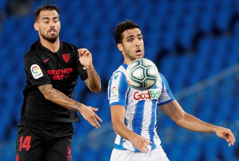 Los realistas jugarán en Portugal para preparar la 2020-21. EFE