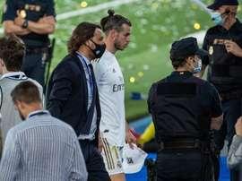 Calderon commenta la situazione di Bale. EFE