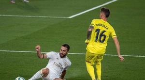 Carvajal fala sobre quem critica o Real Madrid. EFE/Rodrigo Jiménez
