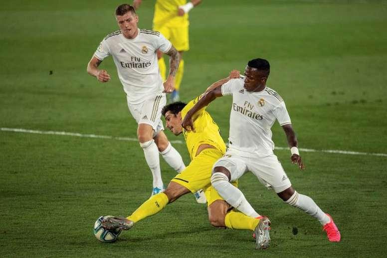 Las posibles alineaciones del Villarreal-Real Madrid. EFE