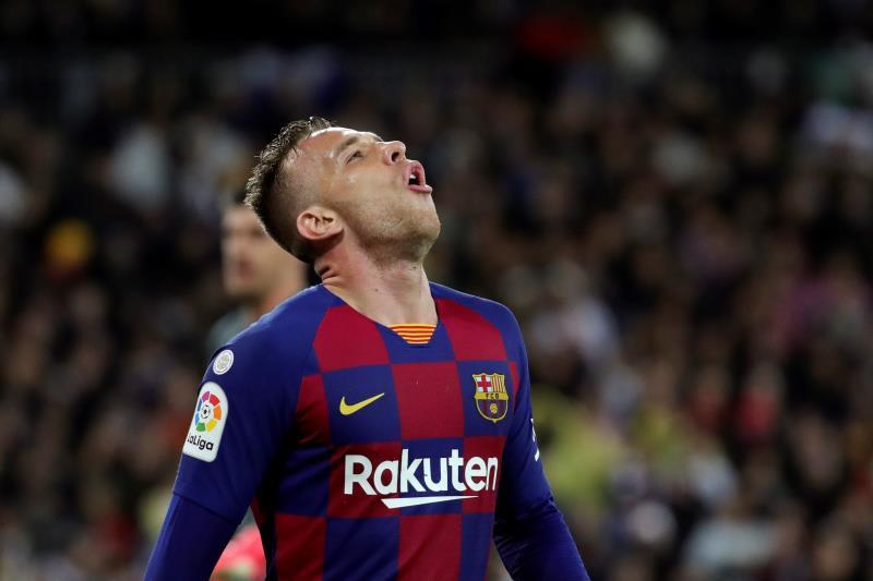 Bartomeu s'attaque à un joueur — Barcelone