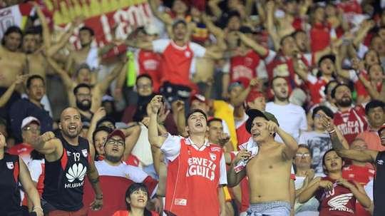 El fútbol colombiano, en crisis y dividido. EFE