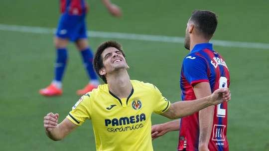 Gerard Moreno, en el mejor momento de su carrera. EFE/Domenech Castelló
