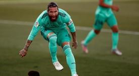 Le Real Madrid envoie Leganés en seconde division. EFE