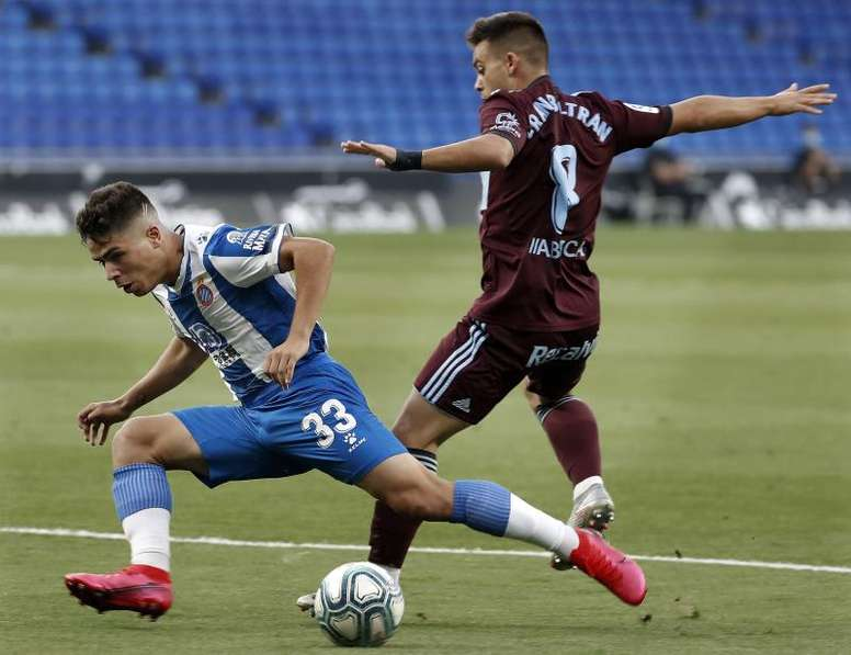 Daham has been offered to Espanyol. EFE