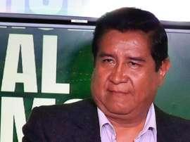 Desgracia en el fútbol boliviano. EFE