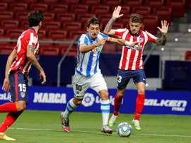 El Atlético jugaría en el Reale Arena; la Real, en el Wanda. EFE