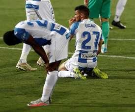 Rayo, Eibar y Albacete se medirán al Leganés en pretemporada. EFE