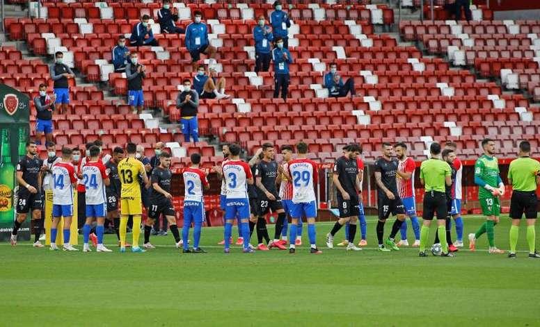 El Sporting aclara las dudas a sus abonados. EFE