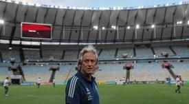 El lunes comenzará la segunda era de Jorge Jesus en el Benfica. EFE