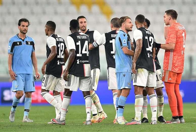 La Juve sigue de cerca al talento croata. EFE/EPA