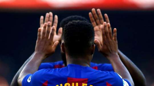 Le Barça refuse une offre de 150 millions d'euros pour Ansu Fati. afp