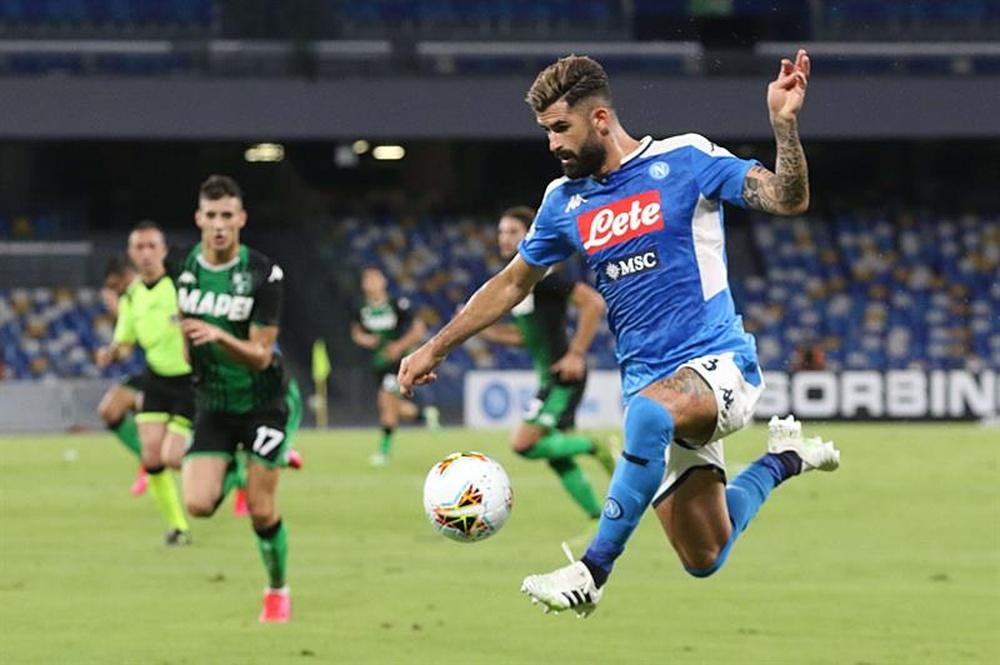 Hysaj could go to Lazio. EFE