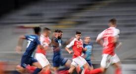 Prováveis escalações de Porto e Braga. EFE