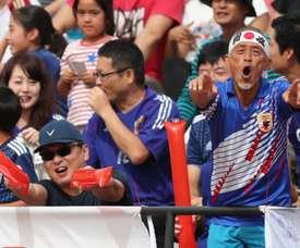 Suspenden el Nagoya Grampus-Sanfrecce Hiroshima por positivos de COVID-19. EFE/Archivo