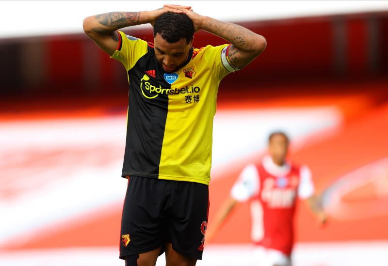 No sting in the tail as Watford are relegated from top flight