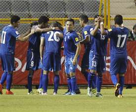 El Salvador no aceptó el nuevo formato de eliminatorias de la CONCACAF. EFE