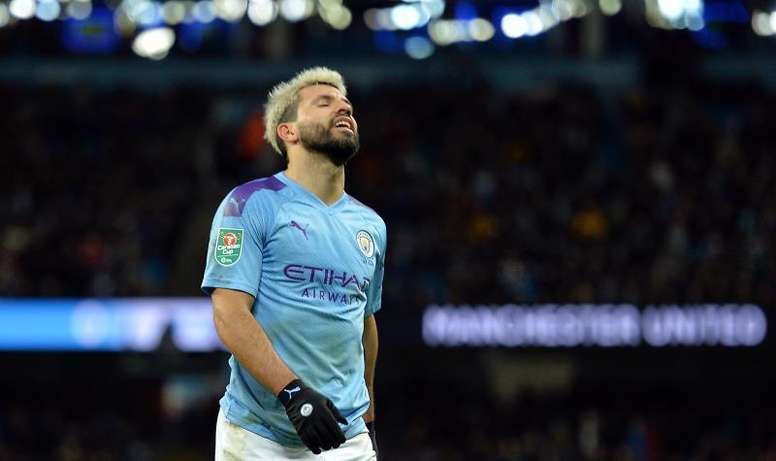 KRUesports is the name of the E-Sports team created by Aguero. AFP