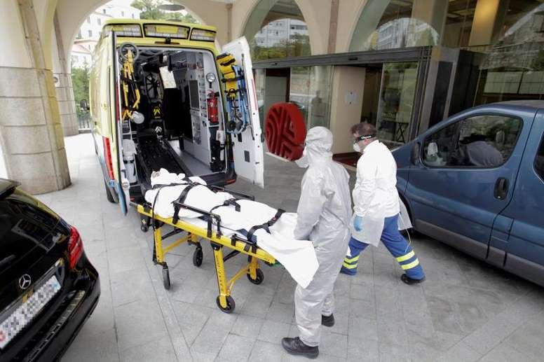 El 'caso Fuenlabrada' hizo perder tres millones de euros a A Coruña. EFE/Cabalar