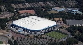 El club tiene una deuda de 200 millones de euros. EFE