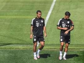 Il Liverpool potrebbe non acquistare Thiago. EFE