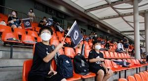Vuelve la afición a la K-League. EFE