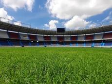 Esperan que esté listo para los partidos de Colombia si se mantiene la fecha. EFE