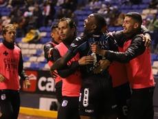 Mazatlán estrena su casillero de puntos en la Liga MX. EFE