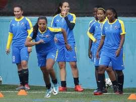 Aprueban en Colombia una Liga Femenina para 2020. EFE