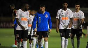 Corinthians acusa a Palmeiras de incumplir el protocolo sanitario. EFE