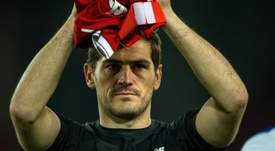 La reflexión y consejo de Iker Casillas para cualquier profesión. EFE/EPA/Peter Powell/Archivo