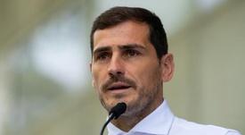 Iker Casillas. EFE