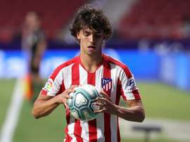 Nuno Gomes spoke about Félix. EFE