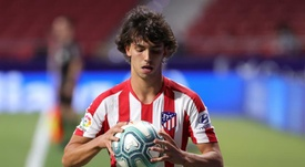 Joao Félix lidera la lista de deseos de Guardiola. EFE